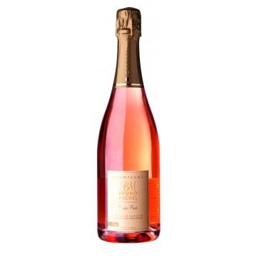 Biologische Champagne Bruno Michel Cuvee Rose