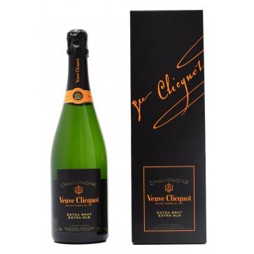 Veuve Clicquot Extra Brut Extra Old Fles + Doos