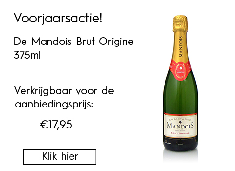 Mandois Brut Origine 375ml