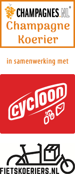 ChampagneKoerier i.s.m. Cycloon