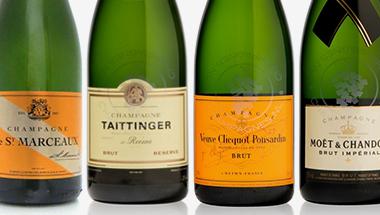 Champagne merken